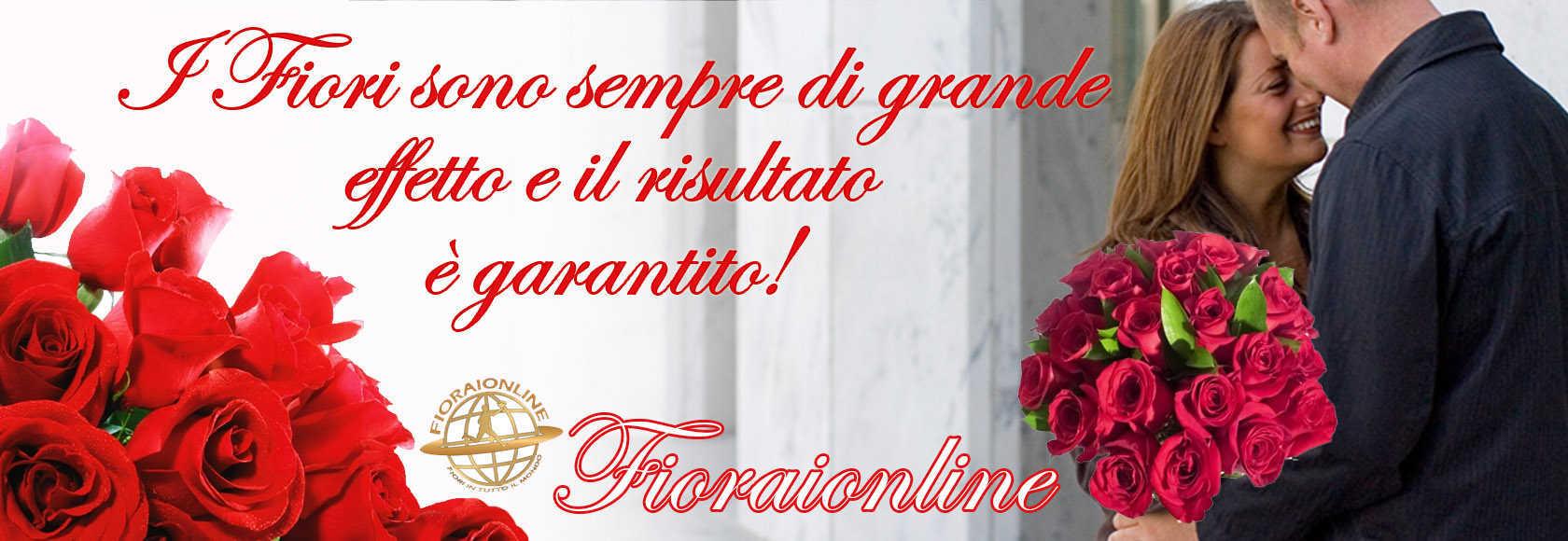 Fioraionline - Inviare online fiori per San Faustino