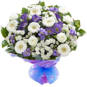 Inviare online Bouquet Armonia