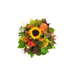 inviare online bouquet colorato