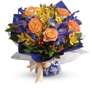 Inviare online Bouquet Giada