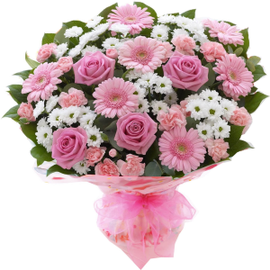 Inviare online Bouquet Romantico