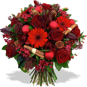 Inviare online Christmas Bouquet
