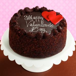 Inviare online Torta al cioccolato S.Valentino