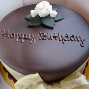 Inviare online Torta Buon Compleanno